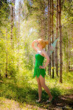 Tinkerbell cosplay dress by WonderlandStock on Etsy https://www.etsy.com/ca/listing/272657786/tinkerbell-cosplay-dress