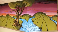 healing hospital murals - Google Search