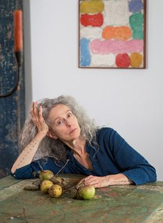 "Psychology today : "" Is the art world less radical than when you entered the scene?"" Kiki Smith : ""All mediums are venues for radical expression. My iPhone has changed my life—I spend hours taking photos of the sidewalk as I walk down the street. I like the casualness, that it's low-resolution. """