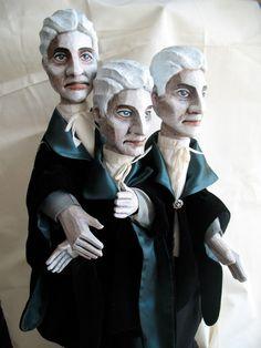 Marionnettes à gaine - Site de sculpturemarionnettes !