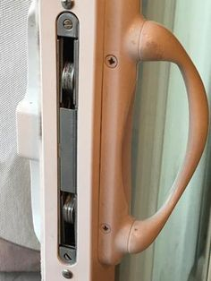 replacement double hasp mortise lock used with vanguard patio door