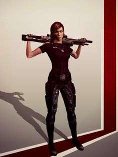 Commander Shepard Tribute VIII by on DeviantArt Commander Shepard, Mass Effect, Wonder Woman, Deviantart, Fictional Characters, Fantasy Characters, Wonder Women