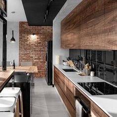 Do you like this style? see more at @artisanborn ▫️▫️▫️▫️▫️▫️▫️▫️▫️▫️▫️ Curating the most unique makers, architects and designers globally. #kitchendesign #kitchen