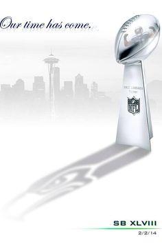 Seattle Seahawks Superbowl 48!!