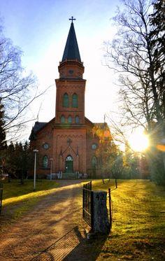 Asikkalan seurakunta Finland, Buildings, Mansions, House Styles, Home Decor, Decoration Home, Manor Houses, Room Decor, Villas