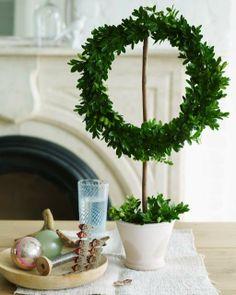Sweet Paul's Topiary Wreath
