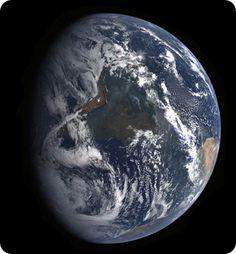Características físicas de la Tierra