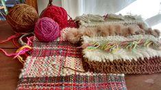 """45 Me gusta, 1 comentarios - Telar De Campo (@telardecampo) en Instagram: """"💜💗💚 Un anticipo de lo nuevo. #telar#crochet #tendencia #textures #hechoamano"""""""