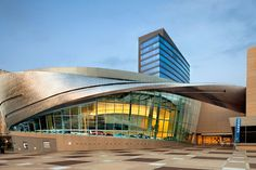 The 150,000-square-foot NASCAR Hall of Fame interactive museum opened ...