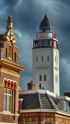 Harlingen Lighthouse, Frise, Netherlands- by Don Pedro de Carrion de los Condes !