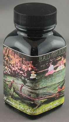 Noodler's Bad Green Gator (3oz Bottle)