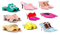 Tendencias PV18: los zapatos de moda imprescindibles