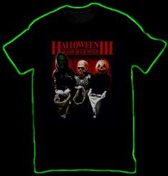 halloween 3 season of the witch trick r treaters t shirt