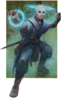 "If you are just joining me then you may be asking yourself, ""fifth edition Dungeons & Dragons psionics and Psychic Warrior class features continued? Dungeons And Dragons, Rpg Character, Character Design, Character Art, Character Inspiration, Fantasy Heroes, Fantasy Art, Monk, Medieval Fantasy"