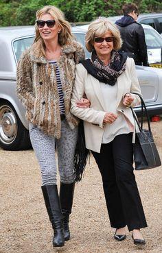 la modella mafia Spring 2013 model off duty street style - Kate Moss 2
