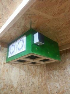 Luftreiniger für die Werkstatt