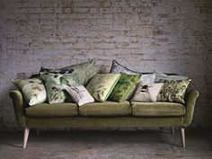 No need to wait for spring - bring the outdoors in as the days lengthen marks and spencer Devon House, Light Oak, First Home, My Dream Home, Creative Inspiration, Home Office, Beautiful Homes, Sweet Home, Relax