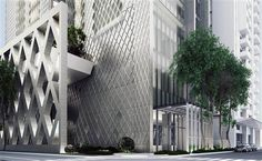 Taichung - 7th District - Residential tower in the 7th district of Taichung (Taiwan) by Antonio Citterio and Partners