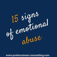 Discover the most common signs of emotional abuse. For expert tips and advice on what to do - click, read, discover, learn and apply… Psychology Graduate Programs, Colleges For Psychology, Psychology Student, Counseling Psychology, Psychology Quotes, Cognitive Psychology, Developmental Psychology, Marriage Problems, Relationship Problems