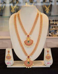 Indian Bridal Jewellery Sets, Indian Wedding Jewellery Sets, Indian Jewellery Designs.