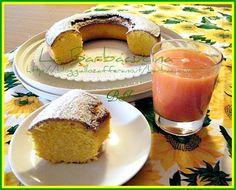 Amor polenta - ricetta dolce con farina gialla