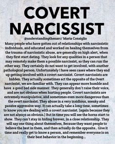 Resource For Victims of Narcissistic Abuse - Narcissist
