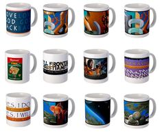 Photo Collage Coffee Mug - When making your coffee, it is always more pleasing to get your own mugs prepared to use. With cus Happy Wedding Anniversary Wishes, Custom Cups, Sublimation Paper, Printed Cushions, Cute Mugs, Mug Shots, Transfer Paper, Coffee Mugs, Collage