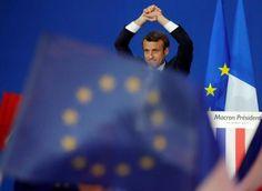 #world #news  Sarkozy camp eyes power-sharing role under France's Macron