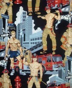 another great alexander henry pin up fabric