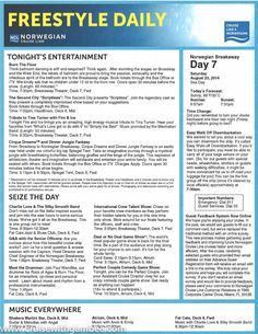 Daily Programs Freestyle Daily Children S Programs And