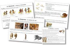La préhistoire – Traces écrites CE2 | la maîtresse a des yeux dans le dos