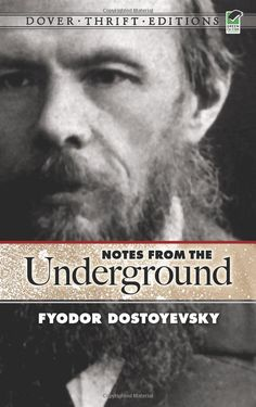 """""""Notes from the Underground"""" by Fyodor Dostoyevsky. I remember that I read this book somewhere between 2000-2002. It was a life changing read. My ideas, my way of thinking, finally had taken some meaning; I wasn't alone feeling the way I felt. I am not alone feeling the way I feel."""