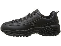 SKECHERS Work Softie Women's Industrial Shoes Black
