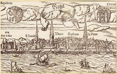 История Рига в целом сходна с историей Таллина и отличается от неё лишь деталями. Официальной датой основания нынешней столицы Латвии является 1201 г., основателем…
