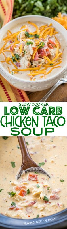 Slow Cooker LOW CARB