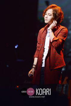 「2015 JANG KEUN SUK THE CRI SHOWⅢ」札幌公演