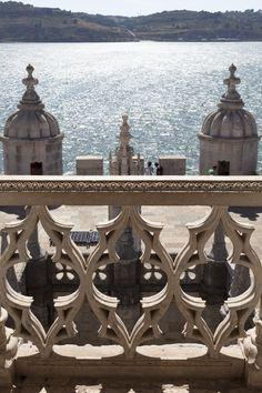 https://flic.kr/p/dfKY1N | Torre de Belém - 6 | Tagus view | Torre de Belém…
