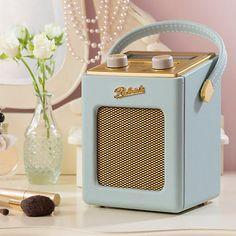 oh please.... someone buy me this! Buy ROBERTS Revival Mini DAB/FM Digital Radio Online at johnlewis.com