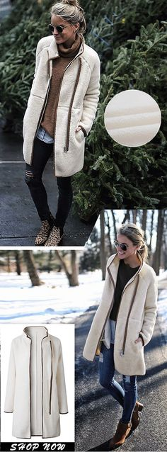 Pinned onto 2018 winter outfits Board in 2018 winter outfits Category Style Casual, Style Me, Casual Outfits, Cute Outfits, Fashion Outfits, Womens Fashion, Fashion Trends, Fall Winter Outfits, Autumn Winter Fashion