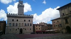 Montepulciano, Italy..  New Moon...  Under the tuscan sun
