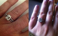 From fancy shapes to classic settings, here are our picks for the most popular 2014 engagement ring trends. 2014 Trends, Emerald Cut, Diamond Jewelry, Fashion News, Diamonds, Fashion Jewelry, Bling, Engagement Rings, Crafts