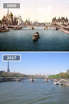 Pavillons Of The Nations, Paris, France, 1900 - 2017