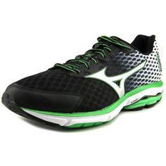 best website 01982 796c0 Mizuno Men s Wave Rider 18 Athletic Shoes Κύματα, Ρούχα, Παπούτσια Για  Τρέξιμο
