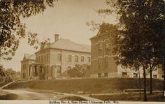 Chippewa Falls Library built 1940.