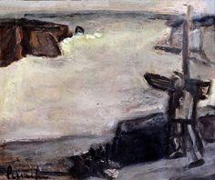 IMG_2990B Constant Permeke. 1886-1952. Ostende. Zonder Titel. Ostende. Mu.ZEE. (Musée d'Art Moderne et Contemporain)