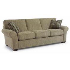 Vail Fabric Three-Cushion Sofa #7305