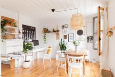 A Minimal, Scandinavian-Inspired Studio Is Especially Serene: gallery image 2