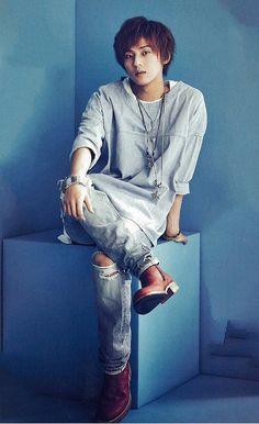 Fujigaya Taisuke 藤ヶ谷太輔 J Star, Japanese Boy, Male Poses, Hot Guys, Idol, Asia, Candy, Actors, Boys