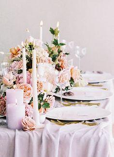 #summerwedding #weddinginspiration | PHOTOGRAPHY Sally Pinera | FLORAL DESIGN Lavenders Flowers