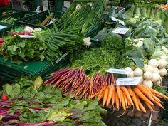 Verpackungsfrei einkaufen auf dem Wochenmarkt, Tipps plastikfrei einkaufen